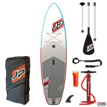 JP AllRoundAir LE 11'0 Inflatable SUP Board 2017