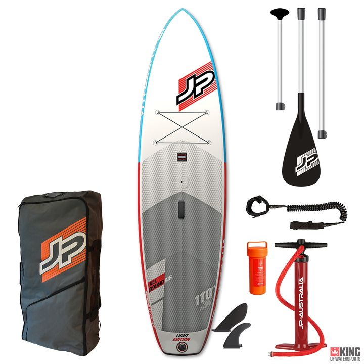 JP AllRoundAir LE 11'0 Inflatable WindSUP Board 2017