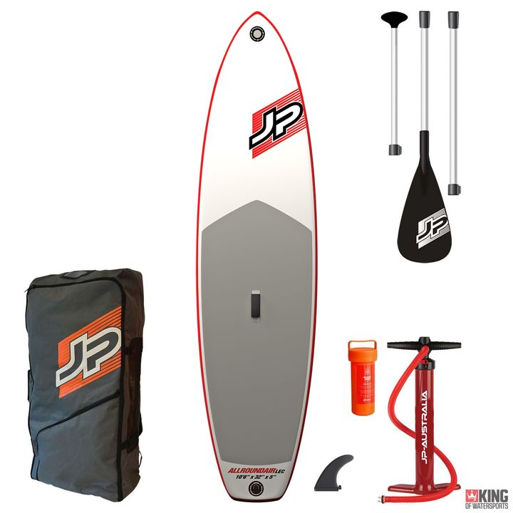 JP AllRoundAir LEC 10'6 Inflatable SUP Board 2017