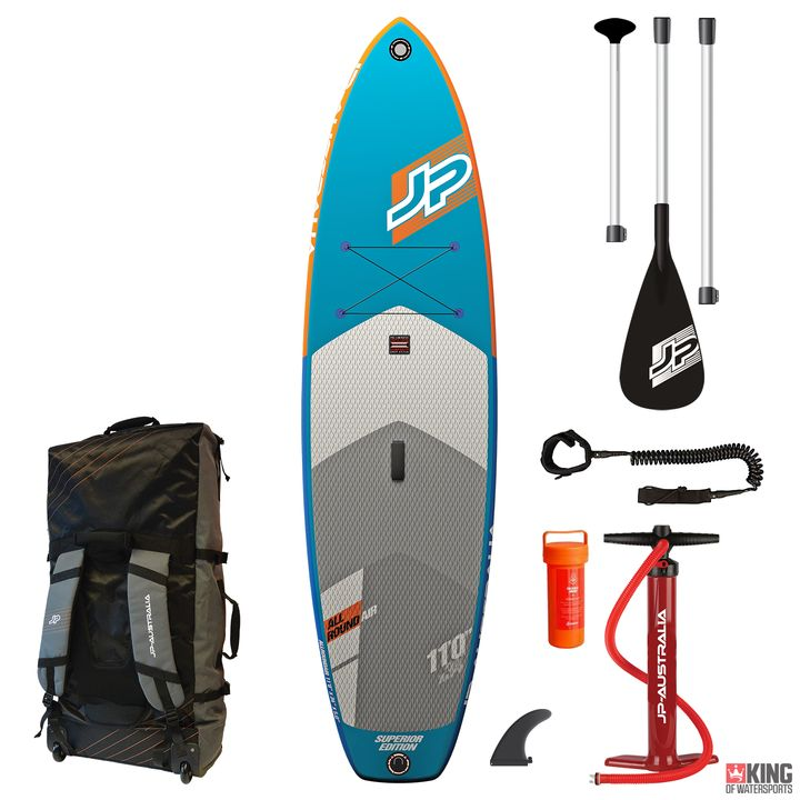 JP AllRoundAir SE 11'0 Inflatable SUP Board 2017