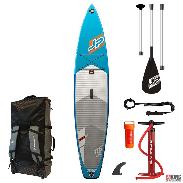 JP CruisAir SE 12'6 Inflatable SUP Board 2017