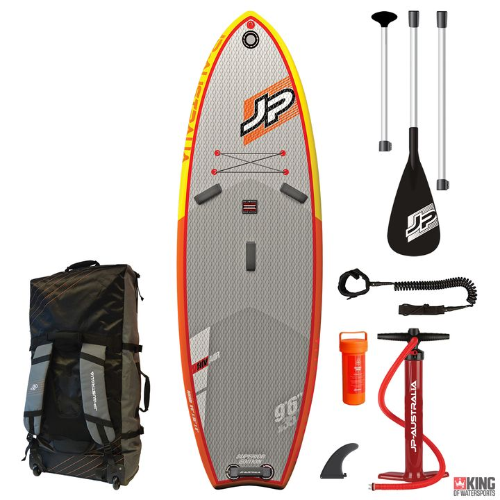JP RivAir SE 9'6 Inflatable SUP Board 2017
