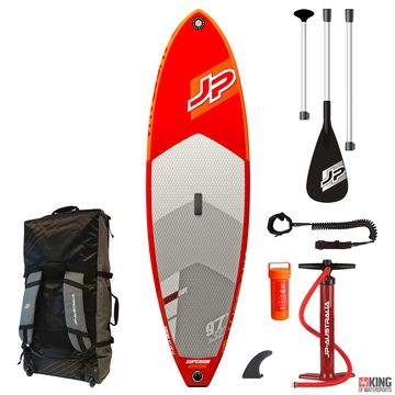 JP SurfAir SE 9'7 Inflatable SUP Board 2017