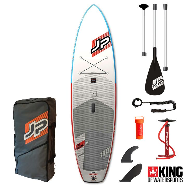 JP AllRoundAir LE 11'0 Inflatable WindSUP Board 2018