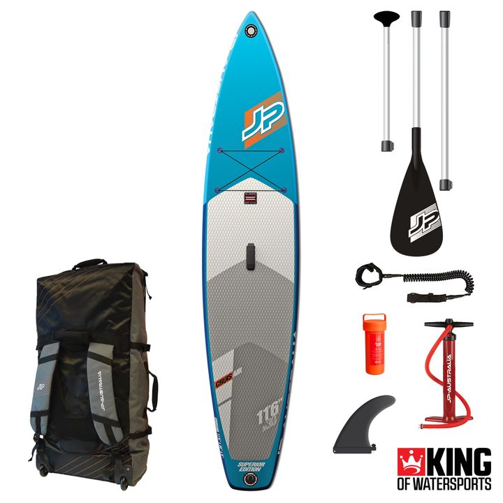 JP CruisAir SE 11'6 Inflatable SUP Board 2018