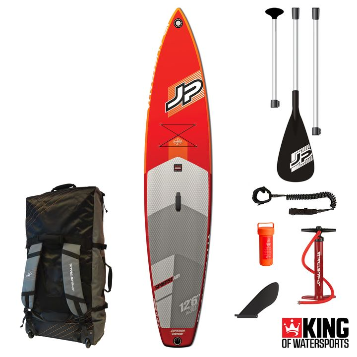 JP SportstAir SSE 12'6x30 Inflatable SUP Board 2018