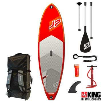 JP SurfAir SE 9'7 Inflatable SUP Board 2018
