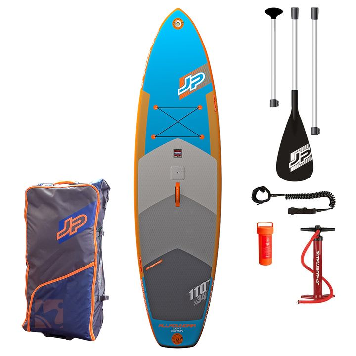 JP AllRoundAir LE 11'0 Inflatable WindSUP Board 2019