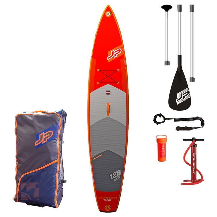 JP SportstAir SE 12'6x26 Inflatable SUP Board 2019