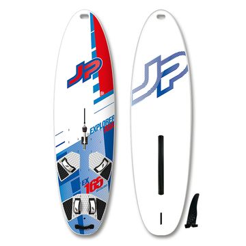 JP Explorer ASA + EVA Windsurf Board 2017