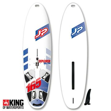 JP Explorer ASA + EVA Windsurf Board 2018