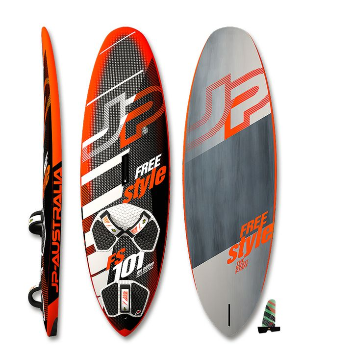 JP Freestyle Pro Windsurf Board 2017