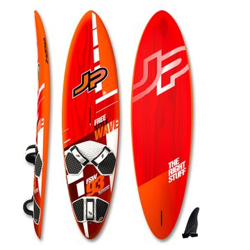 JP Freestyle Wave FWS Windsurf Board 2017