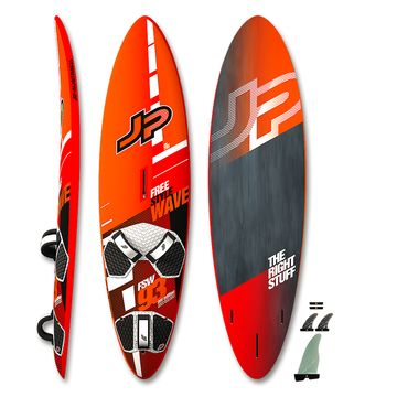 JP Freestyle Wave Pro Windsurf Board 2017