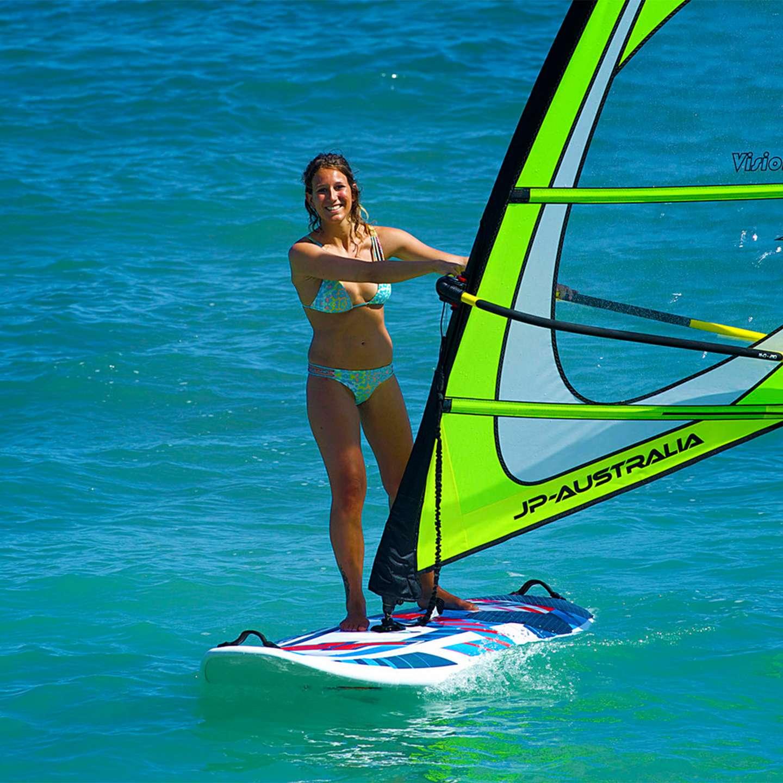 JP Funster ASA+EVA Windsurf Board 2016