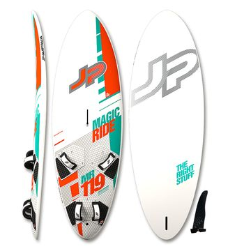 JP Magic Ride ES Windsurf Board 2017