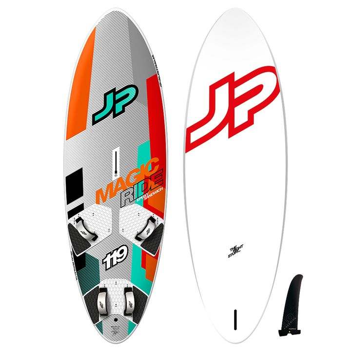JP Magic Ride ES Windsurf Board 2016