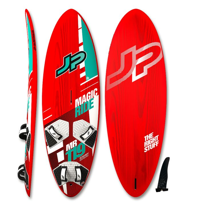 JP Magic Ride FWS Windsurf Board 2017