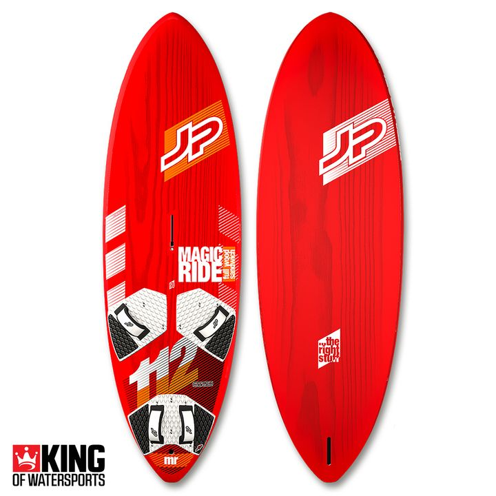 JP Magic Ride FWS Windsurf Board 2018