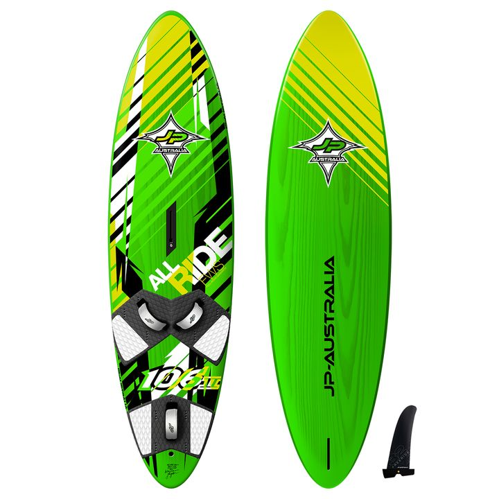 JP All Ride FWS Windsurf Board 2015