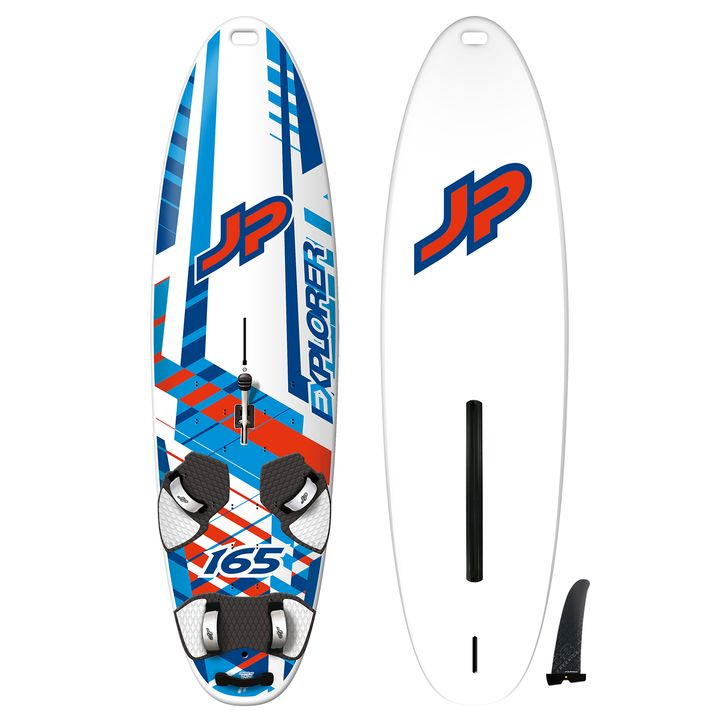 JP Explorer ASA+EVA Windsurf Board 2015