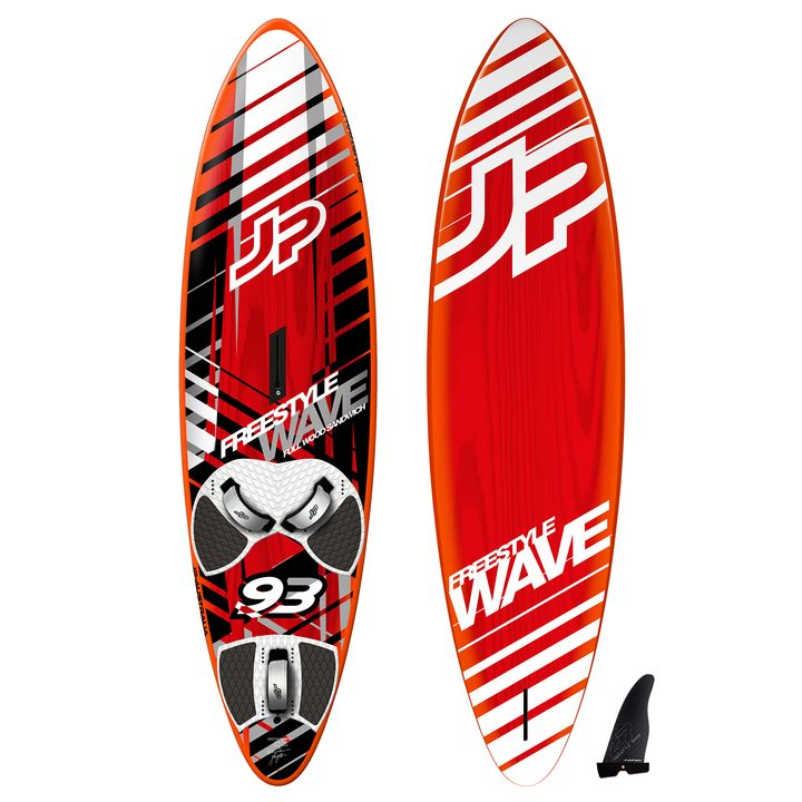 JP Freestyle Wave FWS Windsurf Board 2015