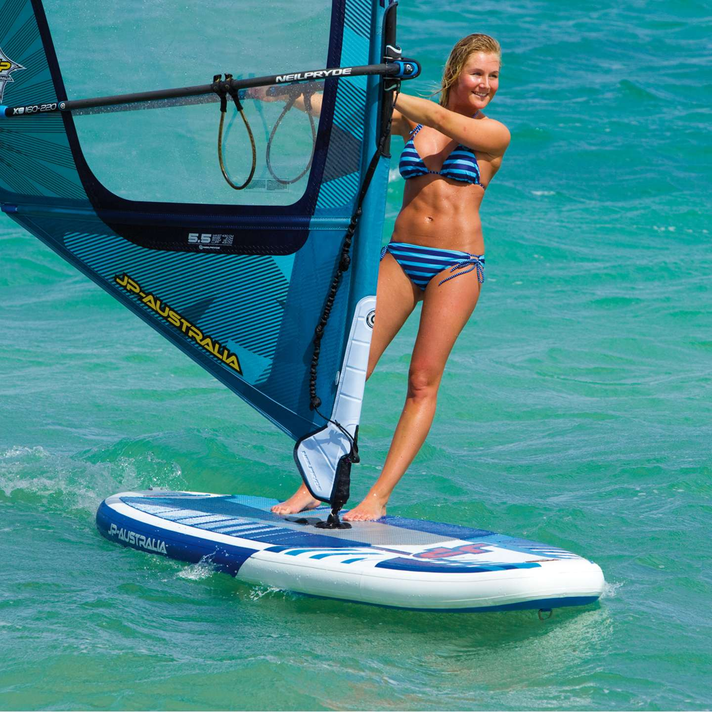 Wakeboards For Sale >> JP Funstair Inflatable Windsurf Board 2015 | King of ...