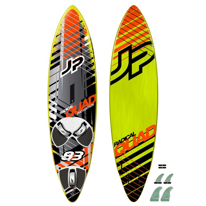 JP Radical Quad Pro Windsurf Board 2015