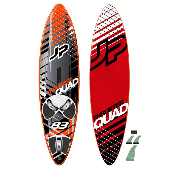 JP Thruster Quad Pro Windsurf Board 2015