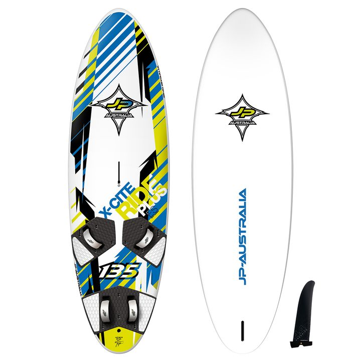 JP X-CITE Ride Plus ES Windsurf Board 2015