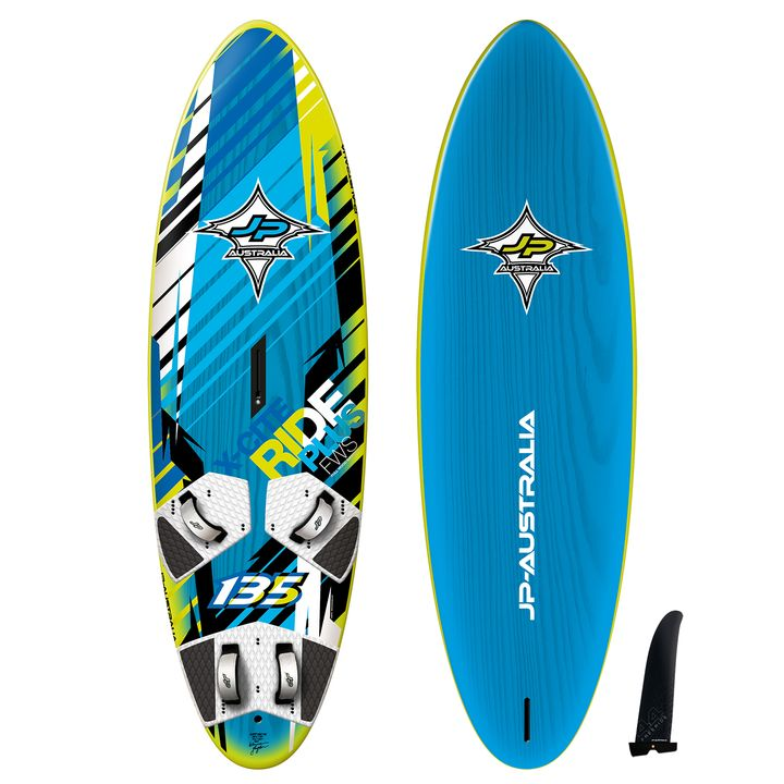 JP X-CITE Ride Plus FWS Windsurf Board 2015