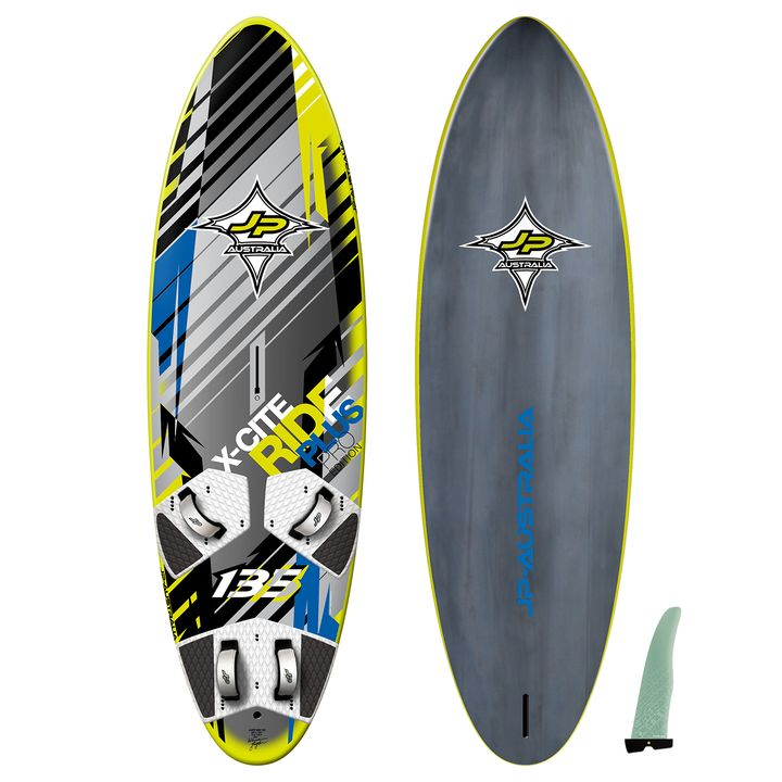 JP X-CITE Ride Plus PRO Windsurf Board 2015