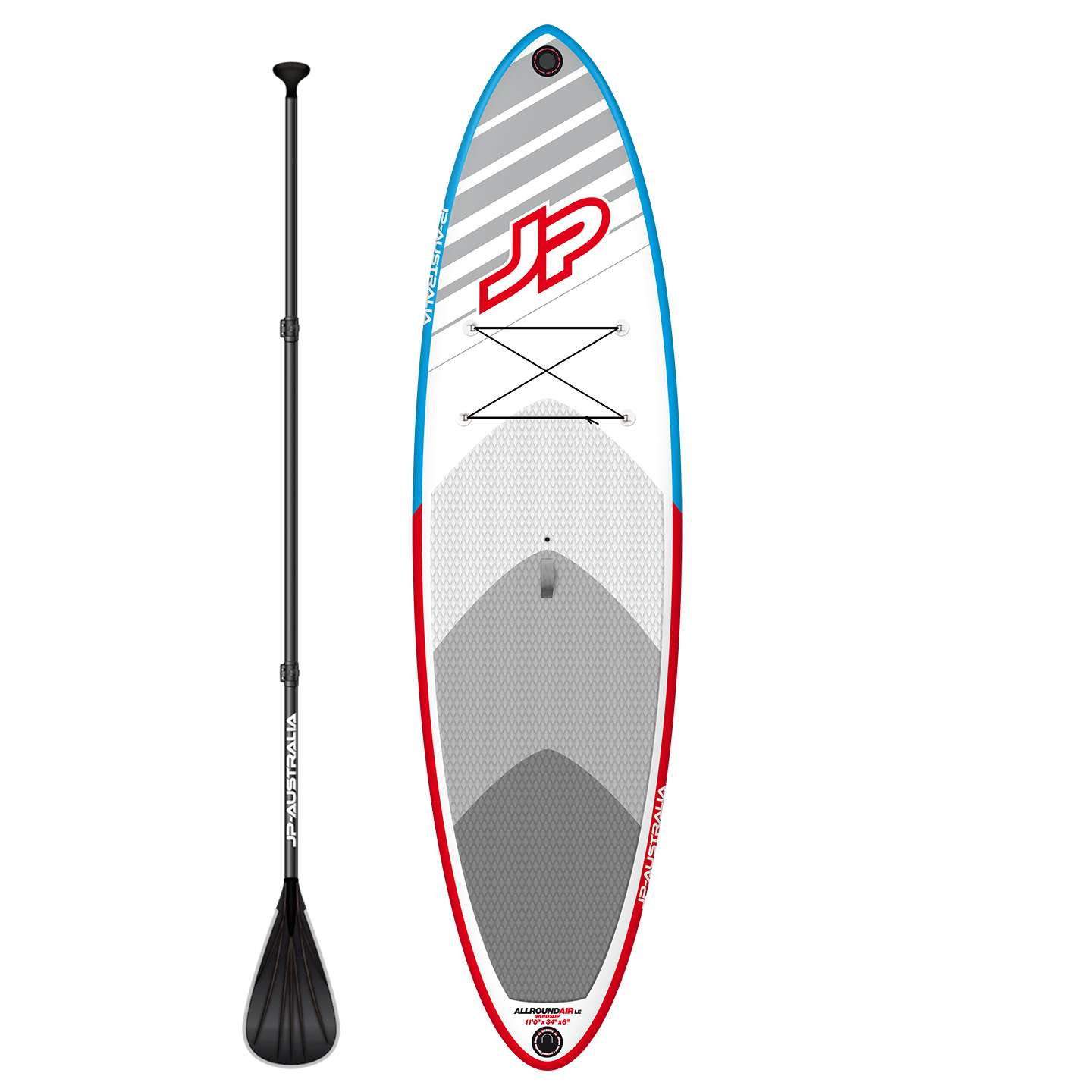 JP 11'0 AllroundAir LE Inflatable WindSUP Board 2015 Finanace