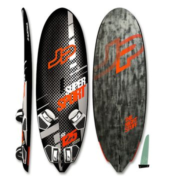 JP Super Sport Gold Windsurf Board 2017