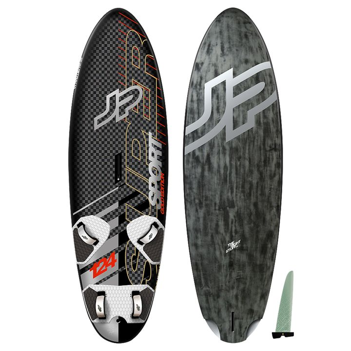 JP Super Sport Gold Windsurf Board 2016