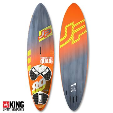 JP Thruster Quad Pro Windsurf Board 2018