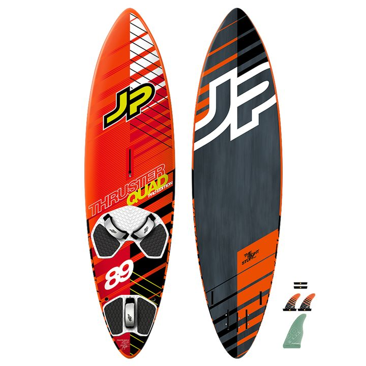JP Thruster Quad Pro Windsurf Board 2016