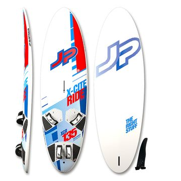 JP X-Cite Ride Plus ES Windsurf Board 2017