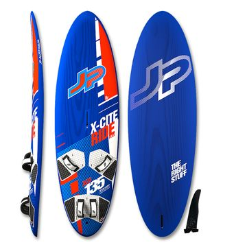 JP X-Cite Ride Plus FWS Windsurf Board 2017