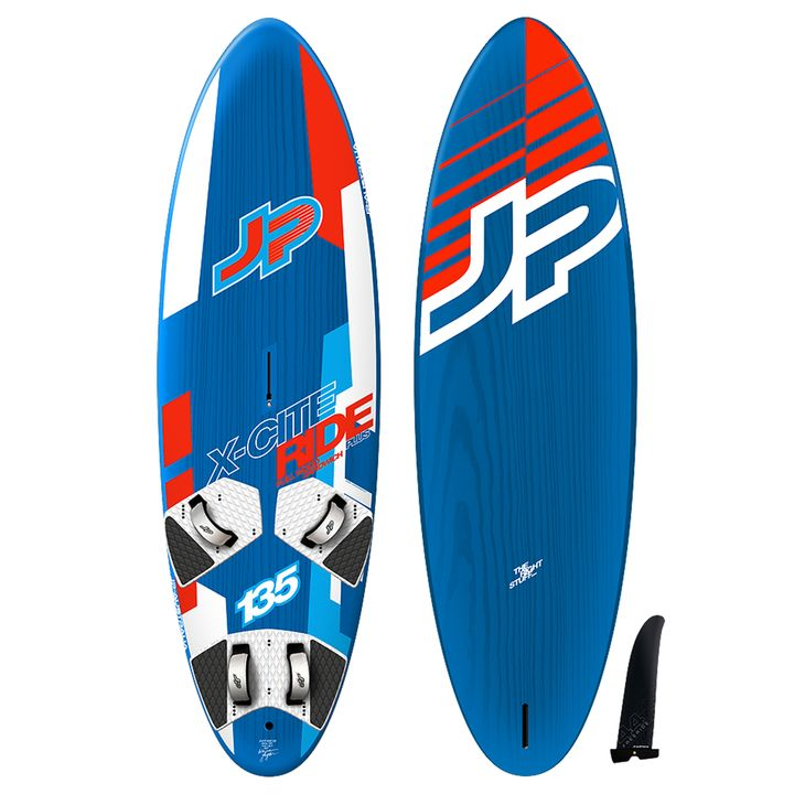 JP X-CITE Ride Plus FWS Windsurf Board 2016