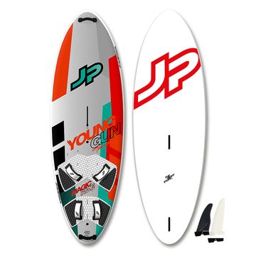 JP Young Gun Magic Ride Windsurf Board 2017