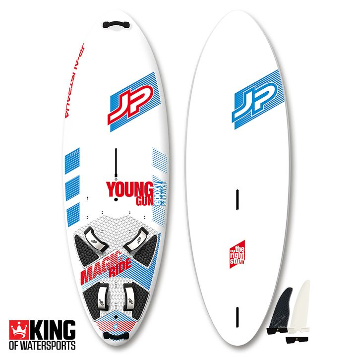 JP Young Gun Magic Ride Windsurf Board 2018