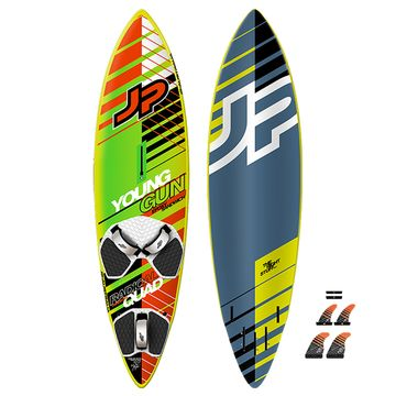 JP Young Gun Radical Thruster Quad Windsurf 2016