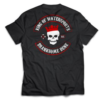 King of Watersports Biker Surf Tee 2015