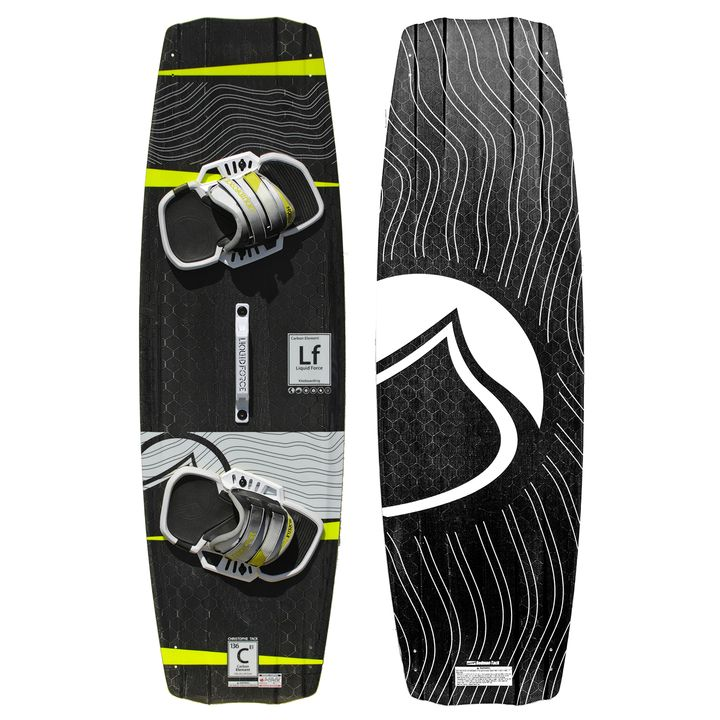 Liquid Force Carbon Element Kiteboard 2015