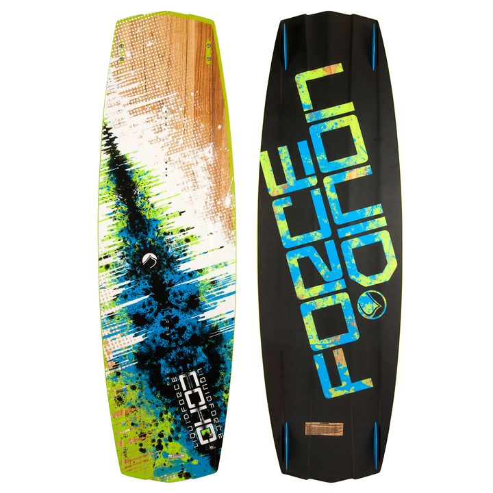 Liquid Force Echo Kiteboard 2015