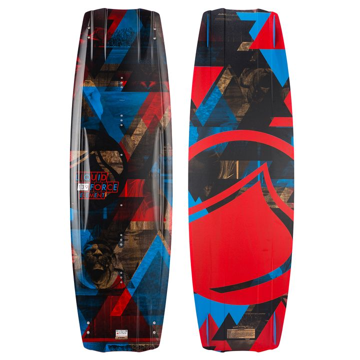 Liquid Force Element Kiteboard 2015