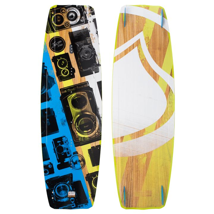 Liquid Force Focus Kiteboard 2015
