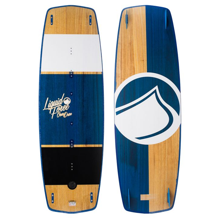 Liquid Force Overdrive Kiteboard 2015