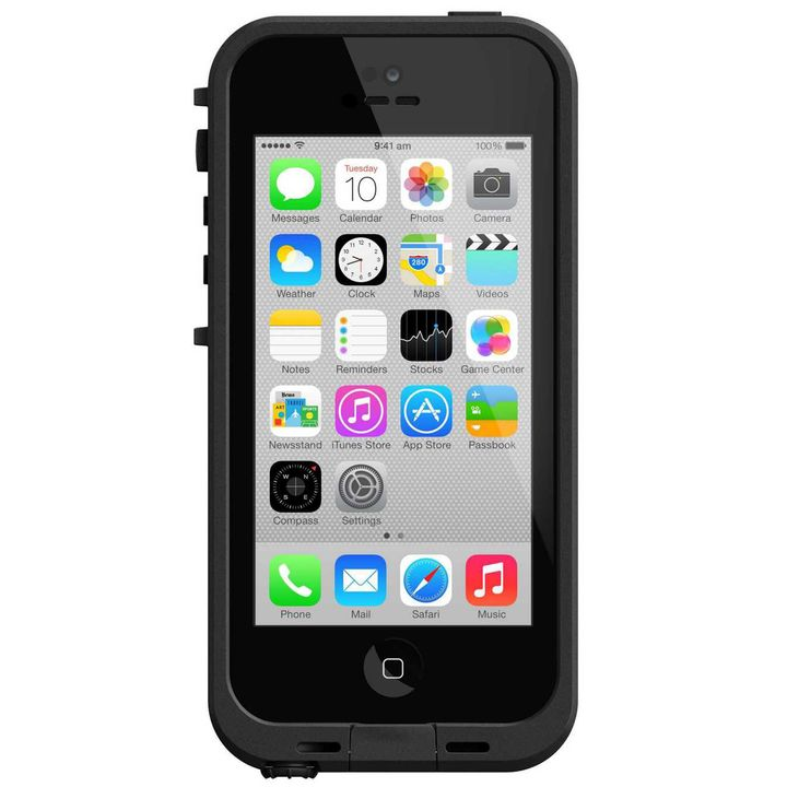 LifeProof frē Case for iPhone 5c